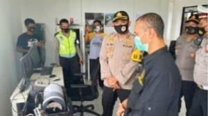 AKBP Eka Yekti Hananto Seno S.IK.M.Si Blusukan Setelah Resmi Menjabat Kapolres Lumajang