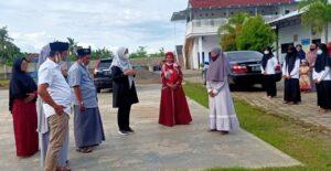 Sosok Pemimpin Wanita Yang Patut Jadi Tauladan Sambangi Pondok Pesantren Al-Musthofa Boarding School
