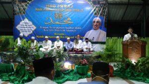 Tetap Jaga Prokes, Masjid Jami Anas Bani Malik Komplek Pondok Bahar Adakan Isro Mi'roj