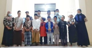 Giat DKM Musholla Baiturohim Kadu Gajah, Gelar Berbagai Macam Lomba Islamiah
