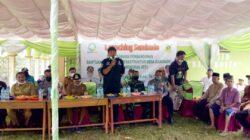Optimistis Bupati Bogor Program SAMISADE Dapat Membuat Desa Maju Dan Berkembang.
