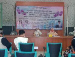 Dinsos Tangsel Adakan Sosialisasi LK3