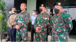 Pangdam Jaya Resmikan Markas Brigade Kavaleri 1/Limpung Alugoro Tangsel